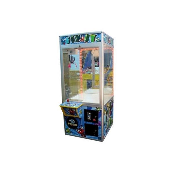 Dětský výherní automat na plyšáky FixIt
