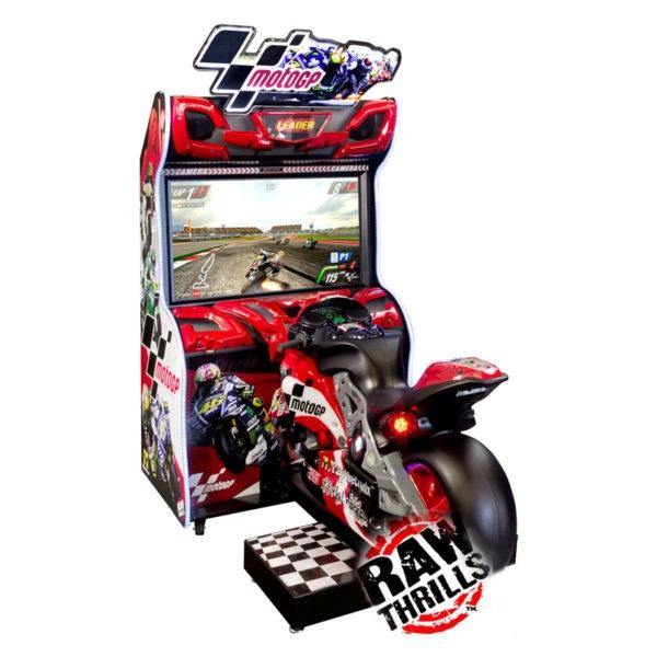 Sportovni simulátor MotoGP