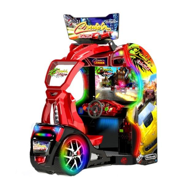 závodní simulátor - Cruis'n Blast