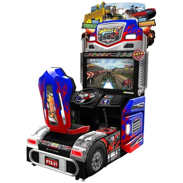 Závodní simulátor - Power Truck