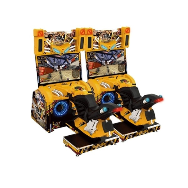 Závodní sportovní simulátor Storm Riders